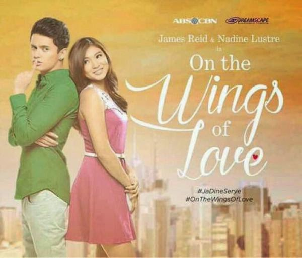On the Wings of Love: James Reid and Nadine Lustre