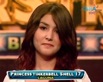 Princess Tinkerbell Snell StarStruck V Survivor 60
