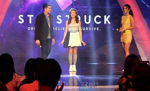 Analyn Barro Starstruck Season 6 Avenger